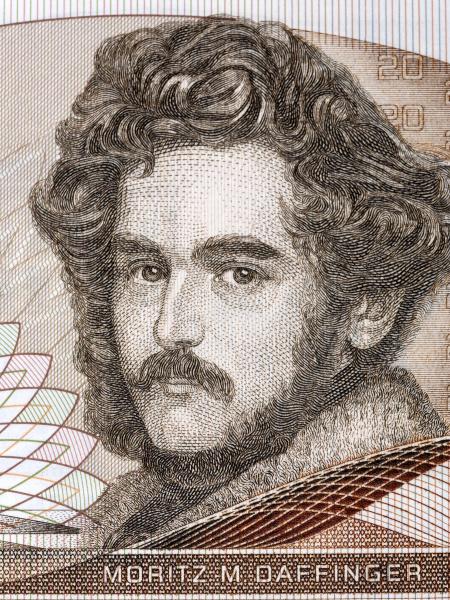 portrait portraet potrait austria bildnis brustbild