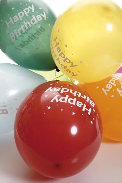 luftballons happy birthday
