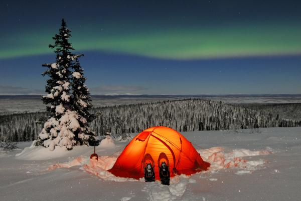 nordlicht aurora borealis uber
