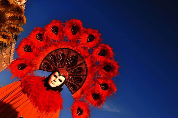karneval in venedig venetien
