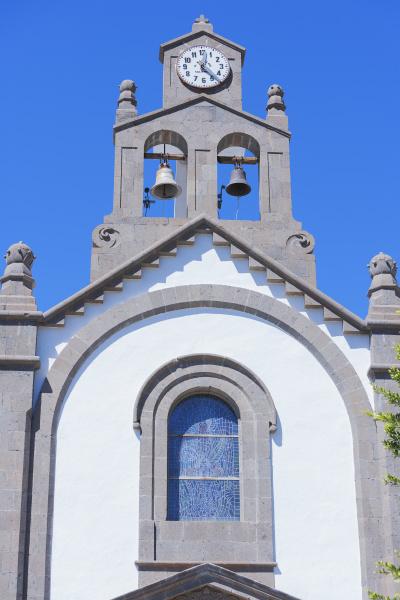 santa lucia church fataga gran canaria