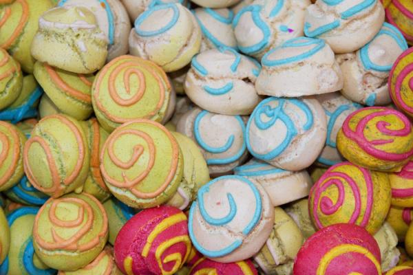 cookies zum verkauf auf dem jueves