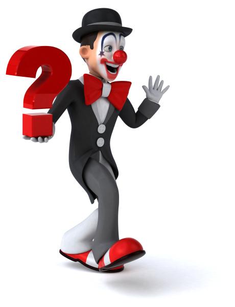 spass clown