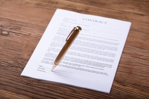 stiftunterzeichnungsvertrag