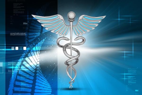 medizinisches, symbol, mit, der, dola-zelle, - 25877090