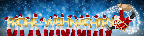 frohe weihnachten froehliche weihnachtsverrueckte lustiges santa