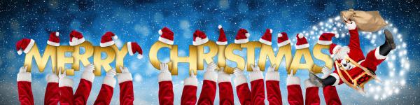 froehliche weihnachts weihnachtsgruesse lustige santa klaus