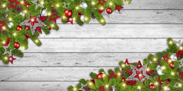 weihnachten xmas weiss rustikalen holz hintergrund
