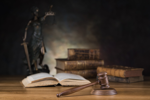 lady of justice law and justice