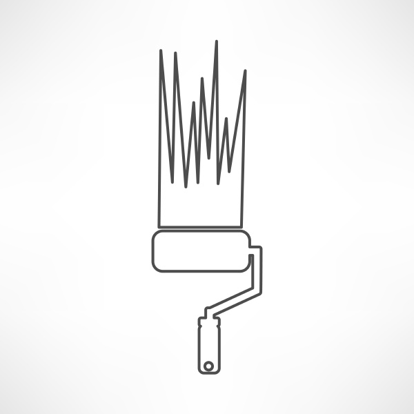 farbwalzensymbol