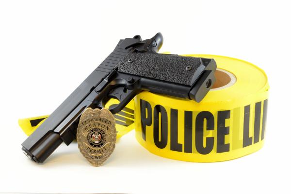 law enforcement concept