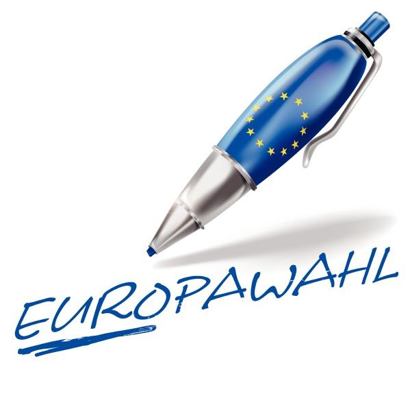 kugelschreiber fuer die europawahl