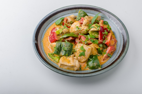 curry, chicken, vegetable, fresh, food - 27130143