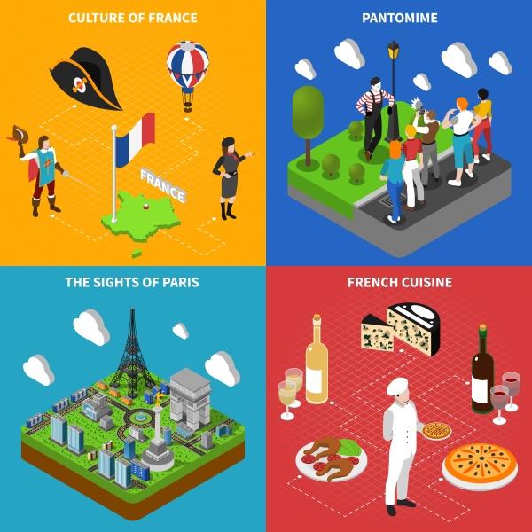franzoesische kultur kueche und top sightseeing