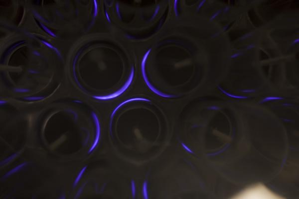 ozongeneratoren in einer wasseraufbereitungsanlage