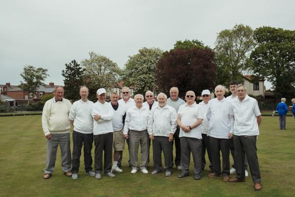 community of senior men