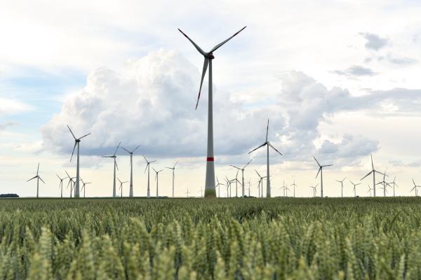 onshore windpark deutschland