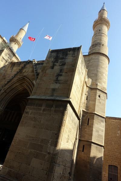 ehemalige sophienkathedrale heute selimiye moschee