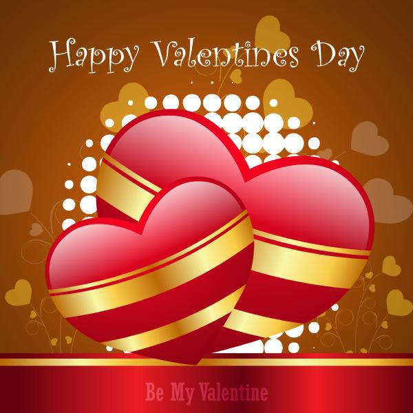 rotes liebesherz valentinstag konzept
