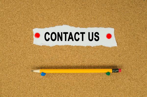 kontaktieren sie uns sms nachricht pin