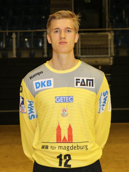 handball torwart tobias thulin sc magdeburg