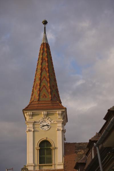 altstadt sibiu kulturhauptstadt 2007 rumaenien osteuropa