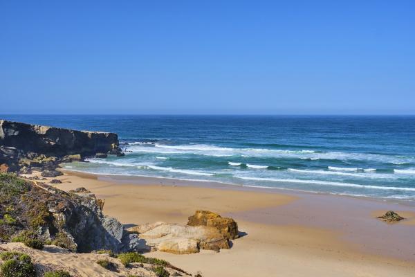portugal alentejo vila nova de milfontes
