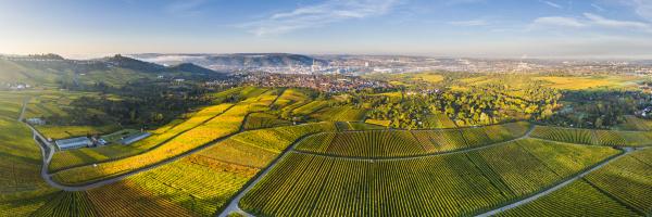 deutschland baden wuerttemberg stuttgart luftbild panorama