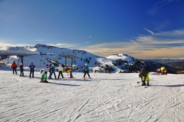 skifahren, in, südtirol - 28117233