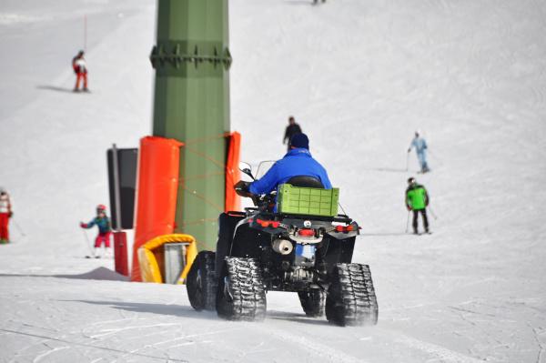 skifahren, in, südtirol - 28117256
