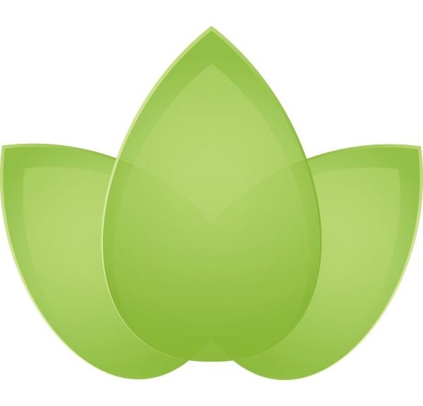blaetter pflanze heilpraktiker wellness massage gaertner