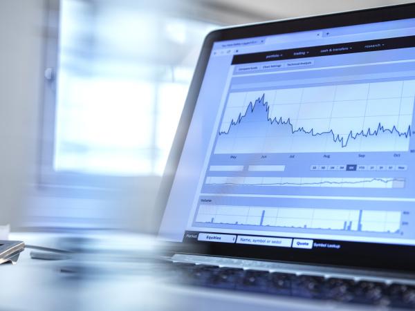 performance von anlagen aktienkursdaten aus einem