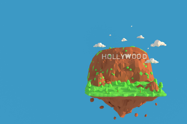 3d, illustrator, of, hollywood, shooting, the - 28207633
