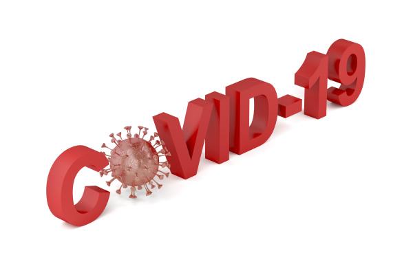 konzeptbild der coronavirus krankheit covid 19