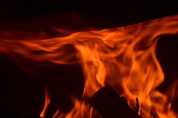 fire, in, the, fireplace, , log - 28216257