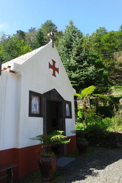 village, chapel, in, madeira - 28217742