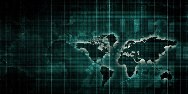 globales technologiekonzept