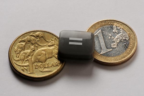 australischer dollar mit europaeischer waehrung