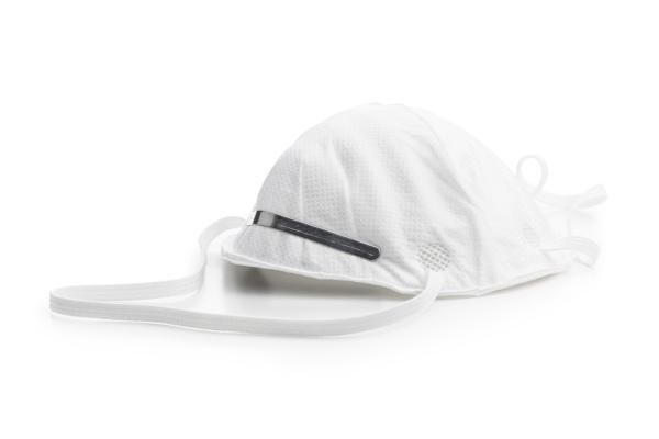kn95 schutzmaske weisses atemschutzgeraet