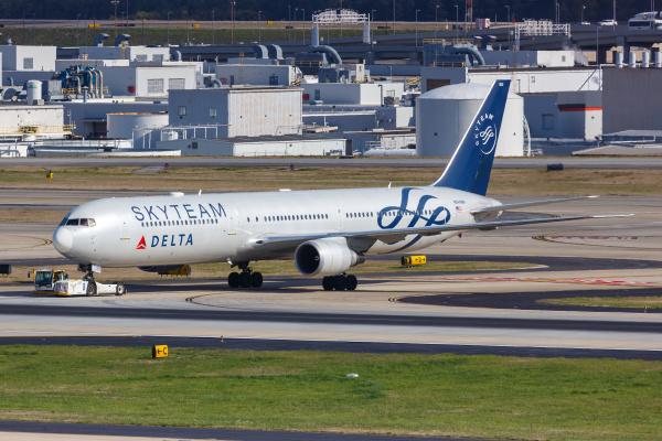 delta air lines boeing 767 400er