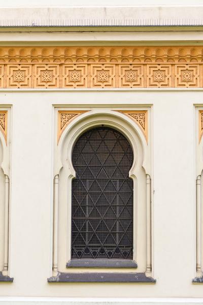 spanische synagoge maurischer stil prag tschechische