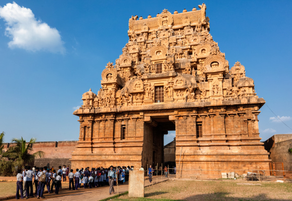 brihadishwara tempel tanjore