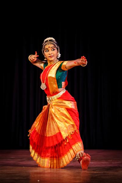 bharatanatyam klassischer indischer tanz