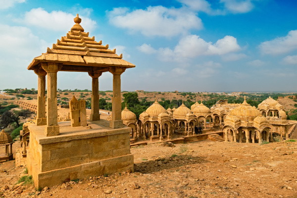 bada bagh kenotaphen hindu grab mausoleum