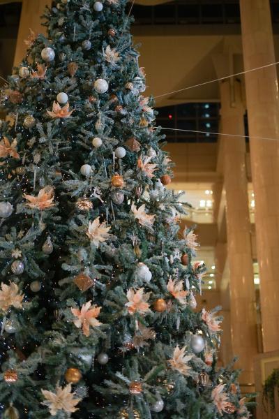 weisse und niedliche weihnachtsbaum bild von