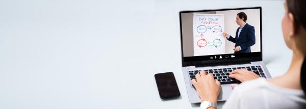 webinar fuer virtuelle online videokonferenzen