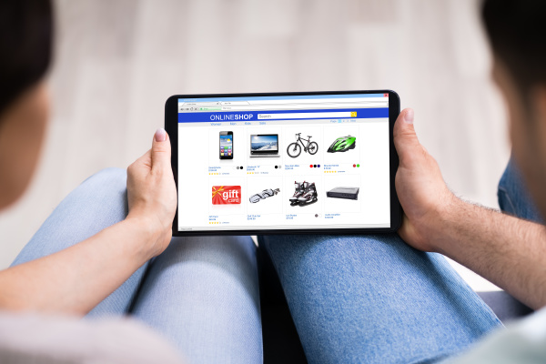 paar shopping elektronik online