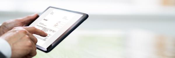 digitale rechnungsbuchhaltung