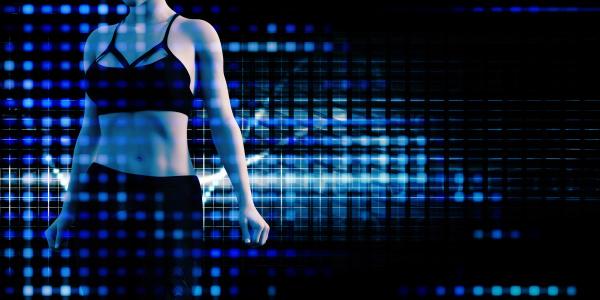 sport digitale technologie