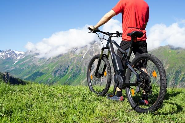 e bike cycling in OEsterreich